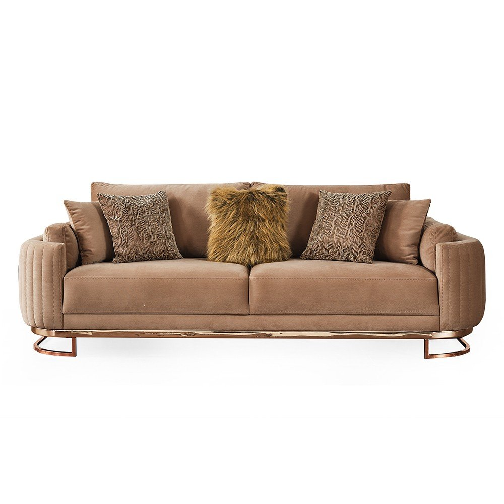 Gloss Vol2 3 Seater Sofa Bed