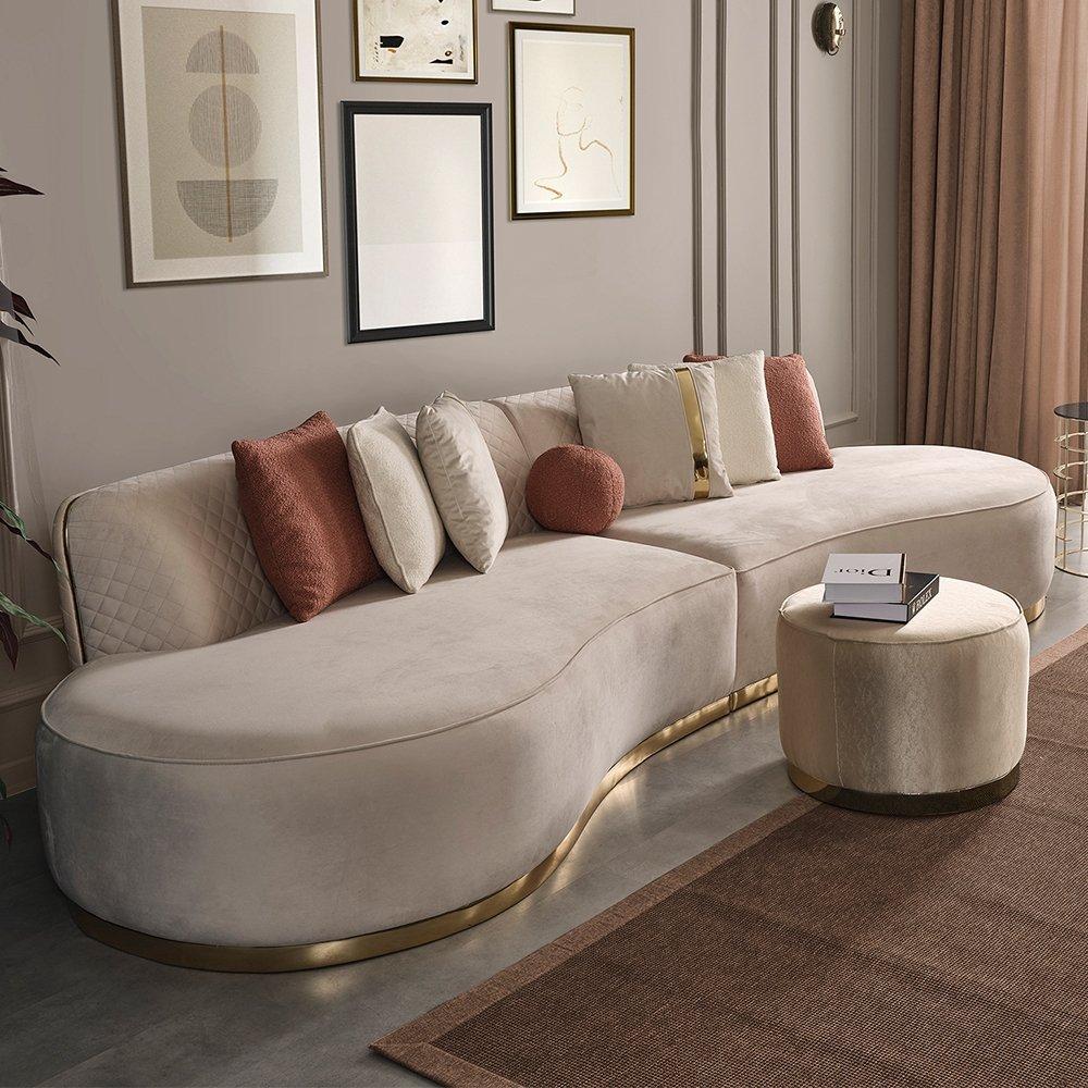 Helsinki 4 Seater Sofa