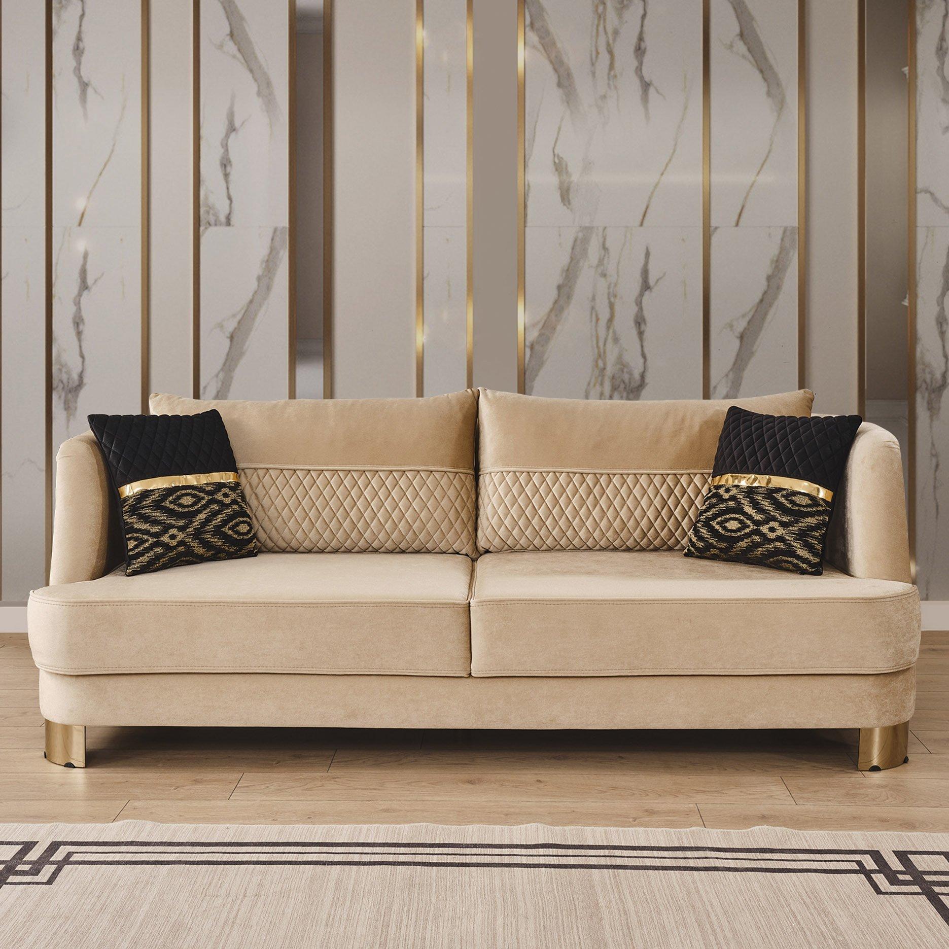 Lexus 3 Seater Sofa